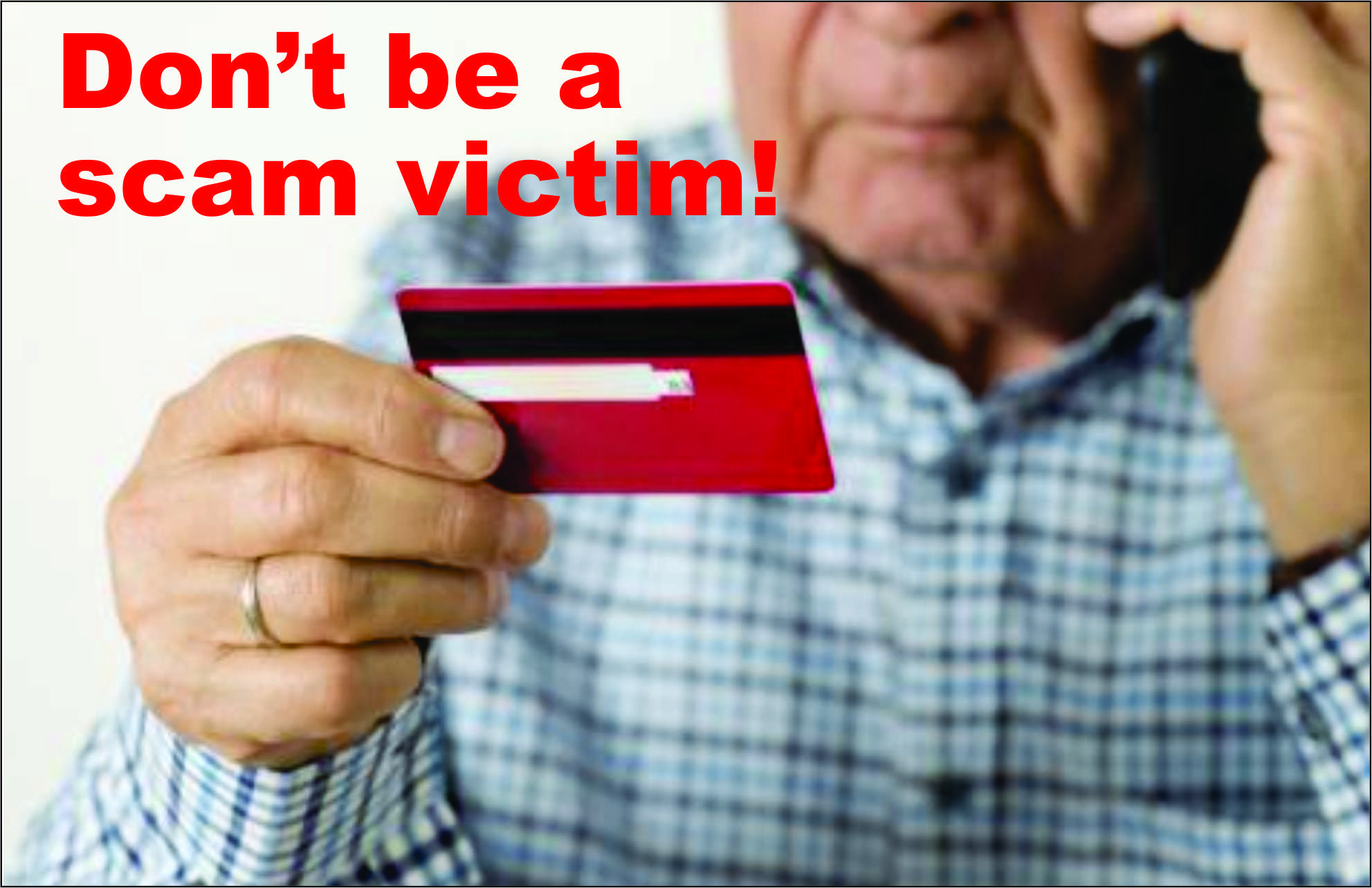 Scams against Seniors