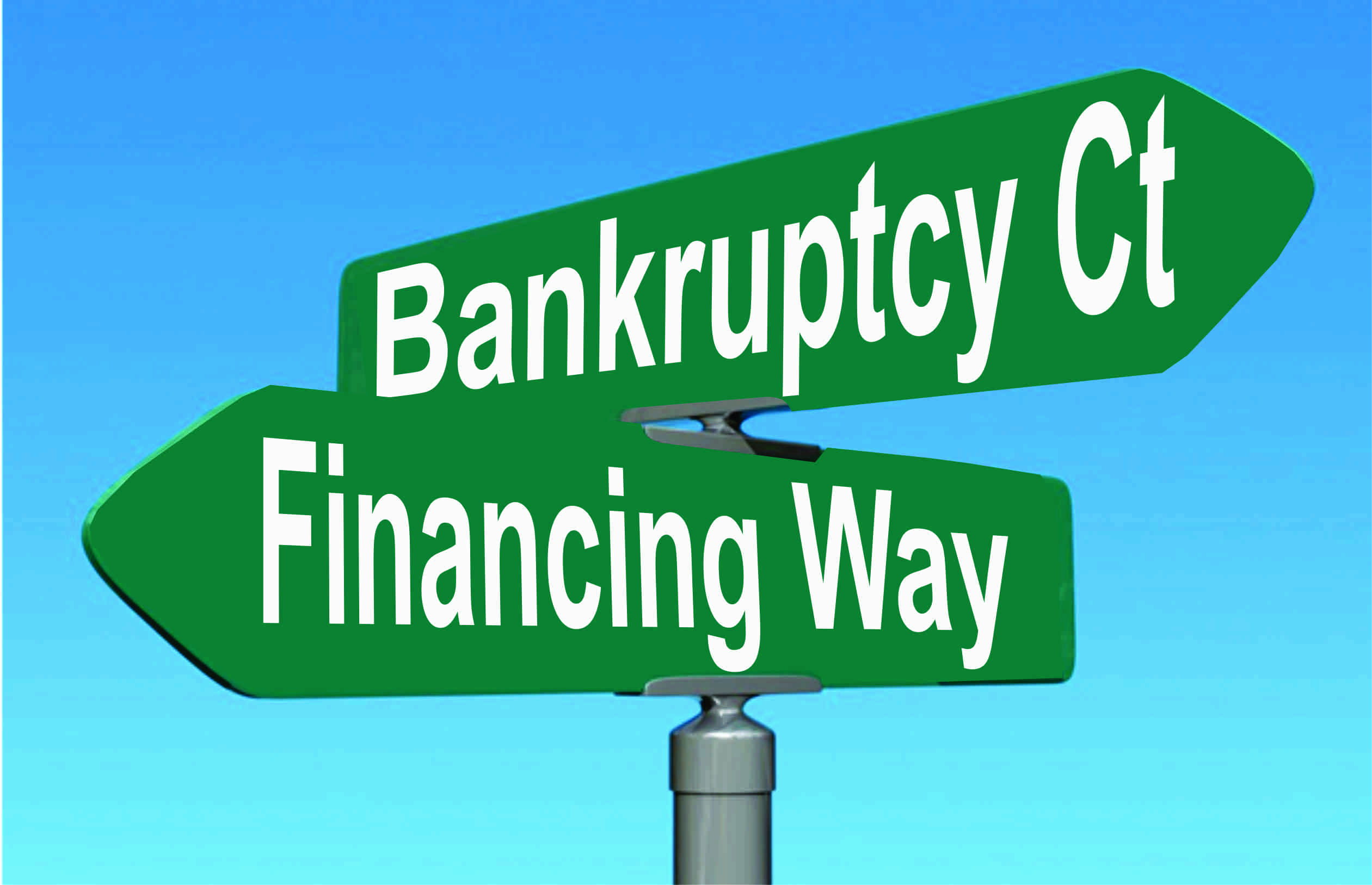 Times are tough: Survival Financing or Bankruptcy?