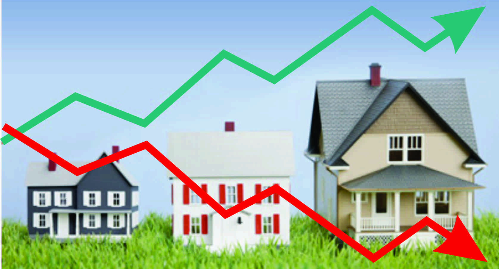 The Housing Market – again – You be the judge!